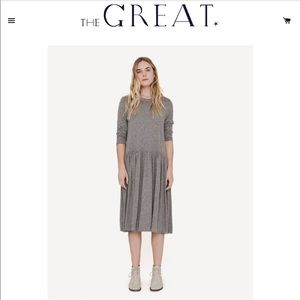 The GREAT. Day Dress